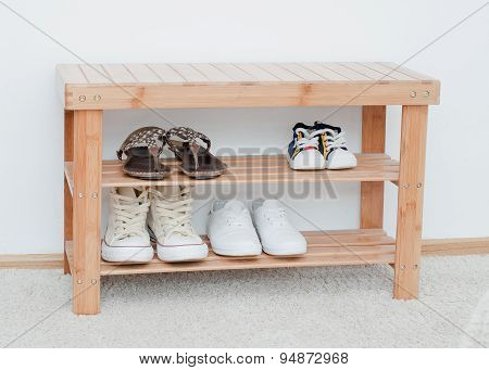 Shoes Bench
