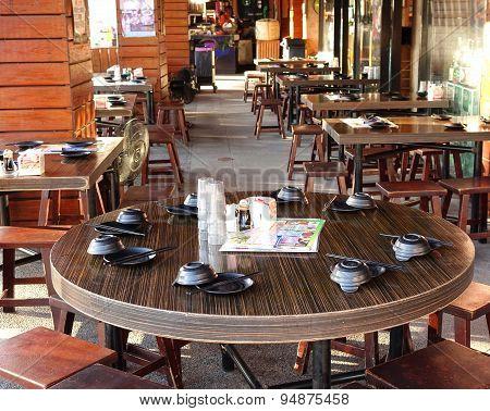 Chinese Sidewalk Restaurant