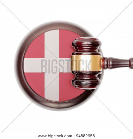 National Legal System Conceptual Series - Denmark