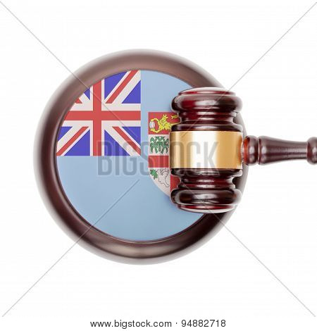 National Legal System Conceptual Series - Fiji