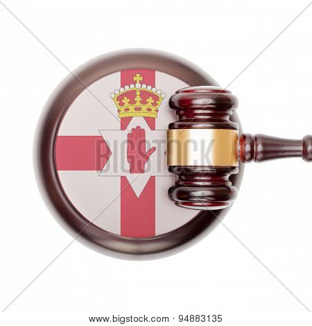 National Legal System Conceptual Series - Northern Ireland