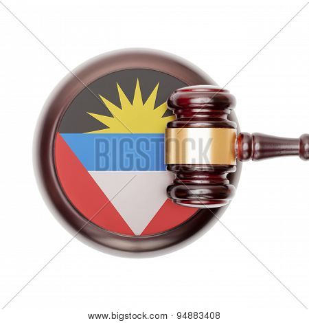 National Legal System Conceptual Series - Antigua And Barbuda