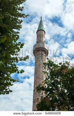 Mosque Minaret Tower