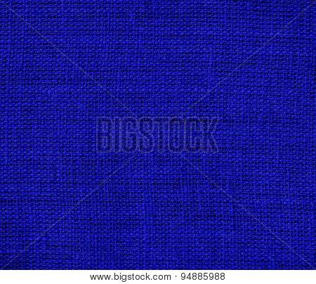 Duke blue burlap texture background