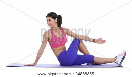 Stretch Exercise For Hip