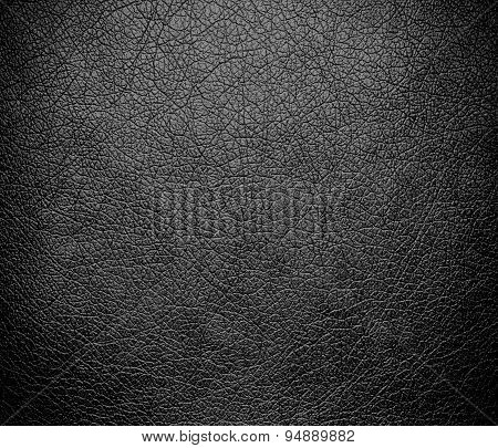 Dim gray leather texture background