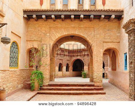 Agadir Medina Archway