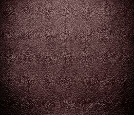 image of taupe  - Deep taupe leather texture or background for design - JPG