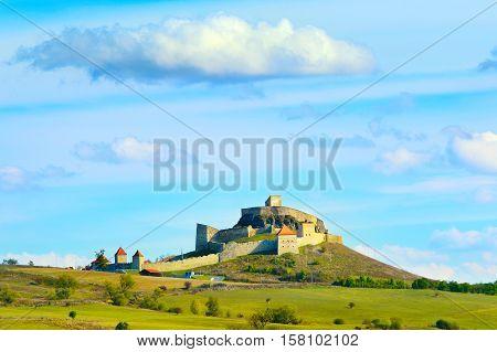 Rupea Citadel, Romania