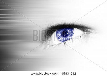 Eyes Scanner