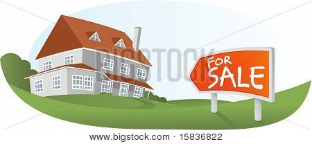 Big House For Sale