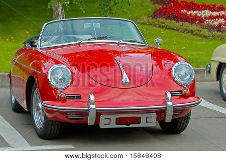 Porsche-Convertible-D-1958