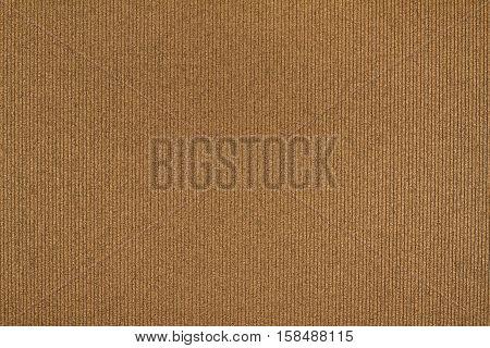Horizontal brown vintage paper texture embossed stripes