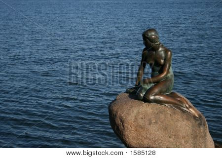 Mermaid, Copenhagen, Denmark