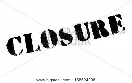 Closure Stamp