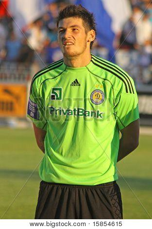 Denys Boyko Of Dynamo Kyiv