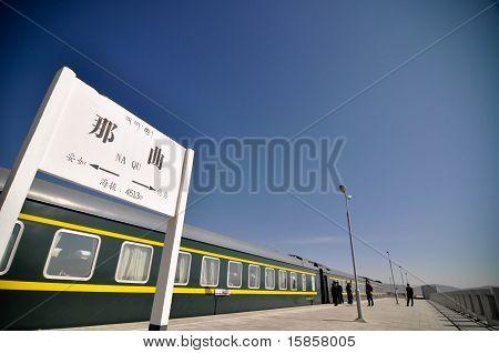 Railway to Tibet