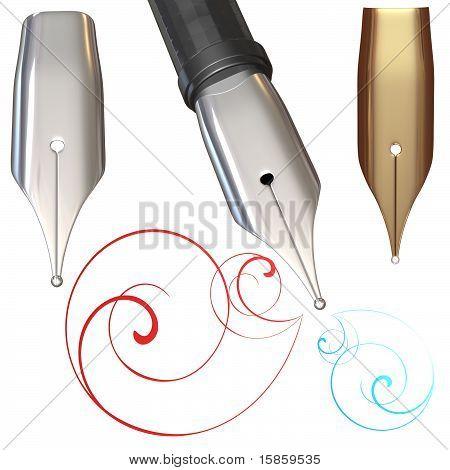 The Silver Pen