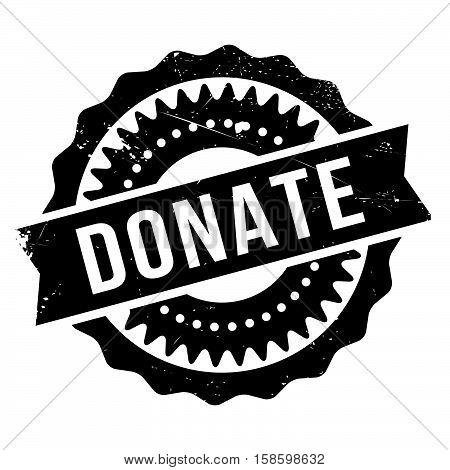 Donate Stamp