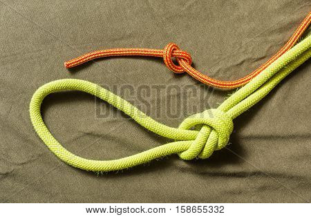 Offset Water Knot.