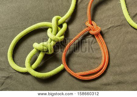 Types Knot - Bowline.
