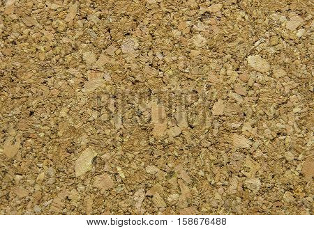 Brown cork board for notices and bulletin textured notice board