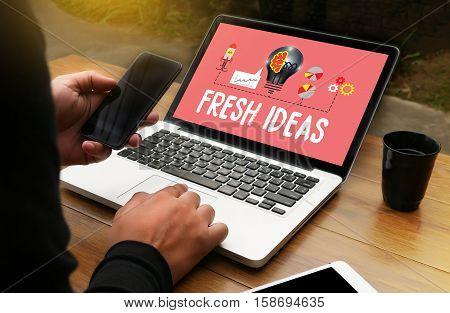 Fresh Ideas   Ideas Design Innovation Think Objective Strategy , New Fresh Ideas , Innovative Ideas