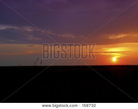 Sunset...(1)