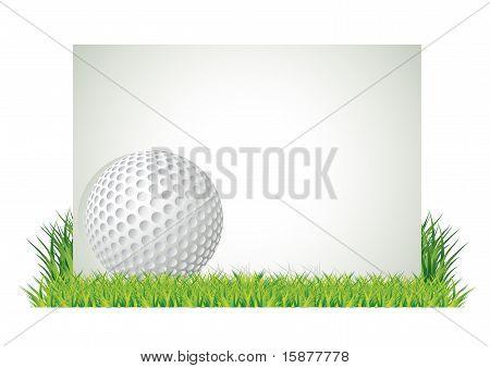 Golf Banner