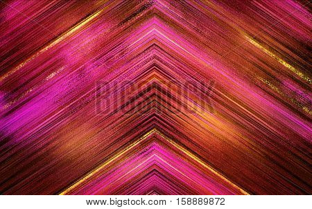 red abstract triangle background texture with lines glitches distortion on the screen broadcast digital