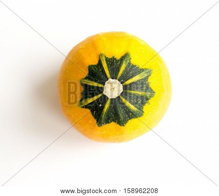 The nature raw squash object.