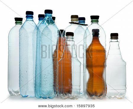 Simple Plastic Bottles