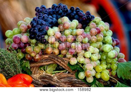 Grape Display