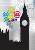 International Landmarks 1 poster