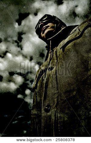 Cloudy Captain
