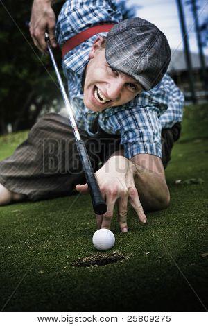 Golf Or Pool
