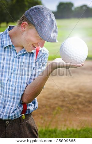 The Golf Of Big Balls