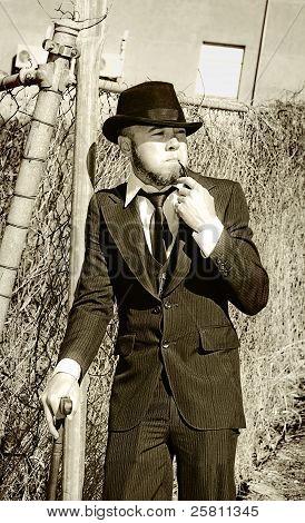 Pastime Pipe Smoker