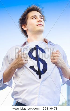 Superannuation Man