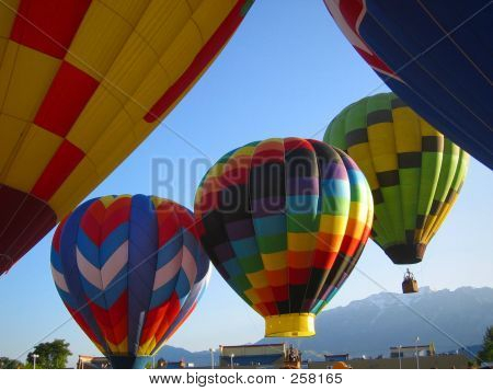 Hot Air Balloons 5