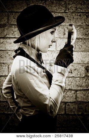 Vintage Detective
