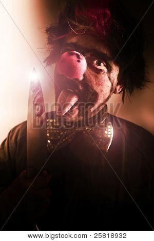 Mr Evil The Clown