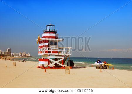 Lifeguard Observation Station