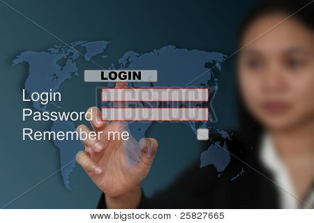 World System Login