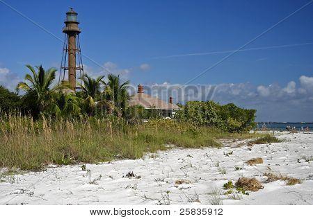 landschaftlich Sanibel island