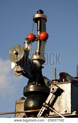 Steam Engine regulator