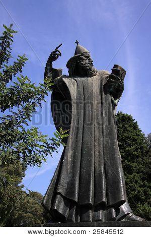 Split Croatia Gregory of Nin