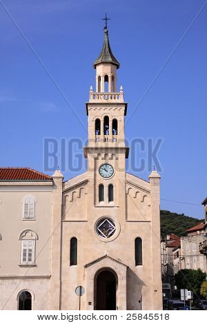Split Croatia Saint Franje church