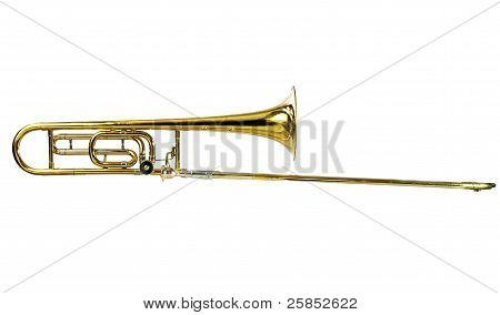 Tenor Trombone Horizontal