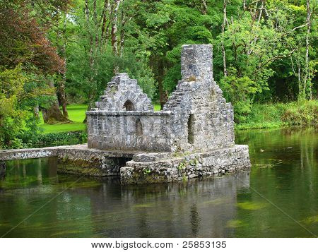 Monk's Fishing House
